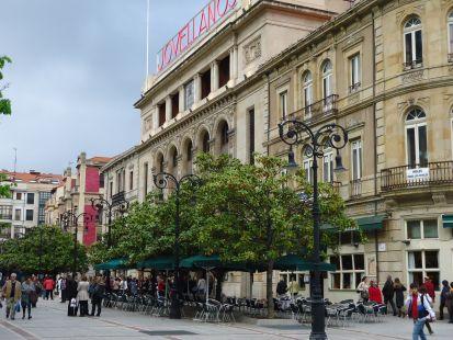 Evento en el Teatro Jovellanos