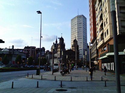San jose y la torre