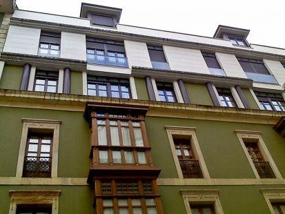 fachada reconstruida