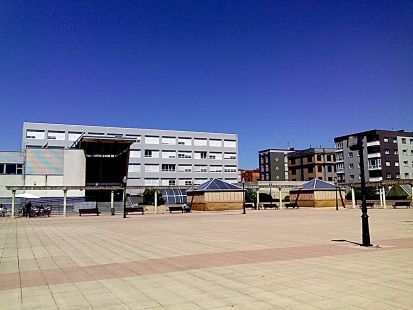 plaza ex- cuartel