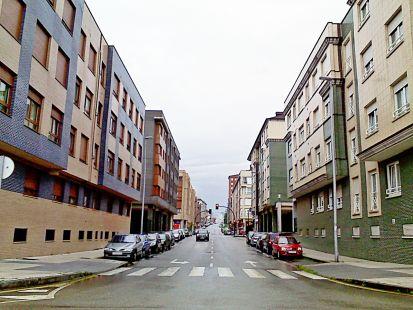 calle recta