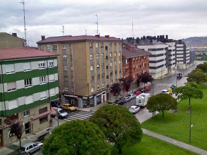 compatible verde y ciudad