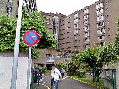 entrada residencia
