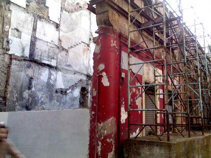 ruina historica