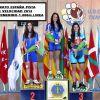 Campeonato España pista patinaje velocidad 1.000m.linea