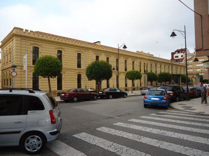 Antiguo cuartel del Simancas