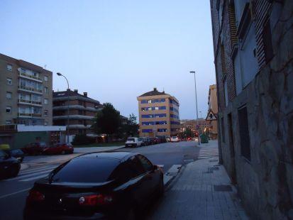 Una calle de Visques