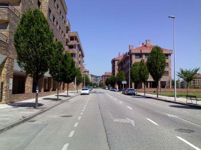calles anchas