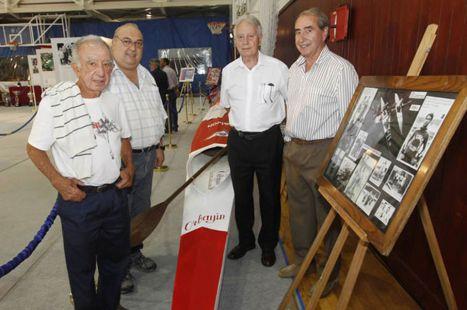 Exposición fotográfica 75 años del Real Grupo Cultura Covadonga (Gijón)