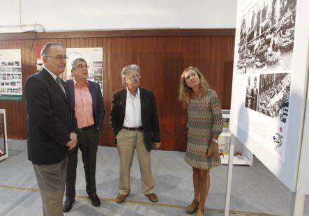 Exposición fotográfica 75 años del Real Grupo Cultura Covadonga