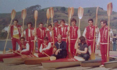 Piraguismo 1979