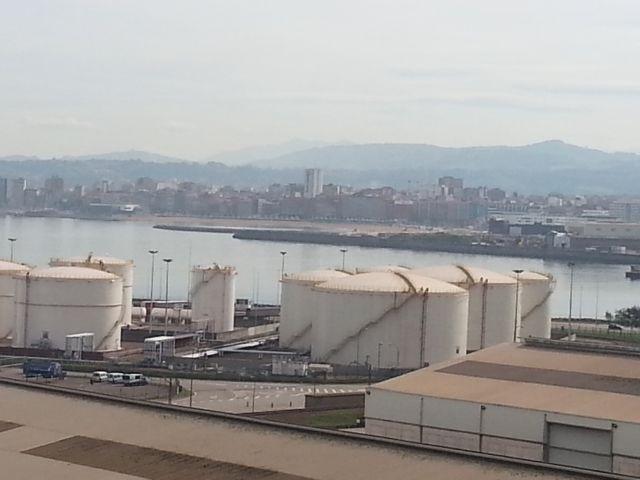 Puerto del Musel