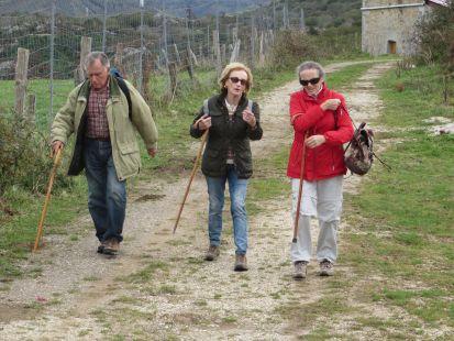 Caminando por Onis